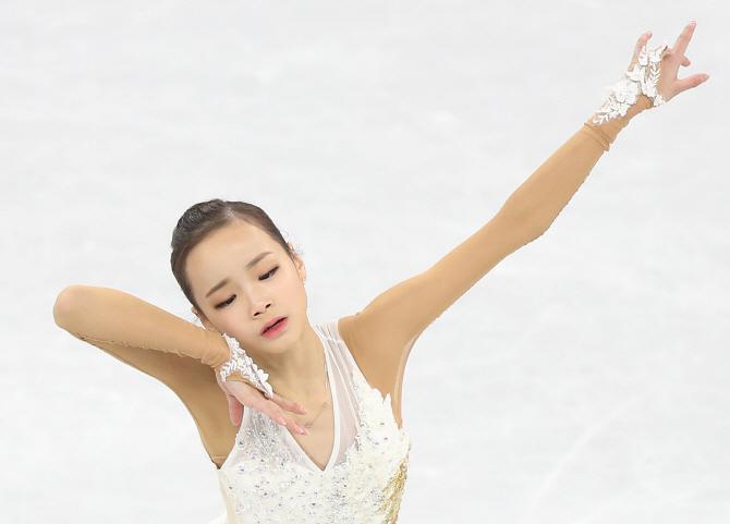 임은수, 쇼트 개인 최고점…주니어세계선수권 4위