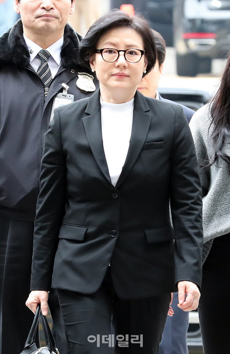 '미스 롯데' 출신 신격호 회장 셋째 부인 서미경은 누구?
