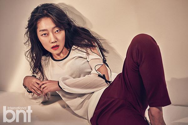 [포토]박경혜 `양아치 역으로 데뷔, 실력 아닌 얼굴로 캐스팅됐다`