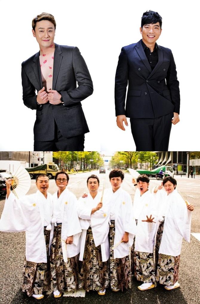 `웃찾사` 김원효·김재욱, 日 요시모토흥업 개그맨들과 공연