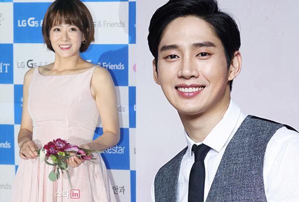 류현경·박성훈, 열애설 휩싸여…연상연하 커플 탄생하나