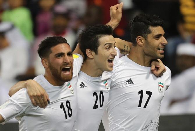 이란, 카타르에 1-0 승리...한국에 4점차 조 선두 수성