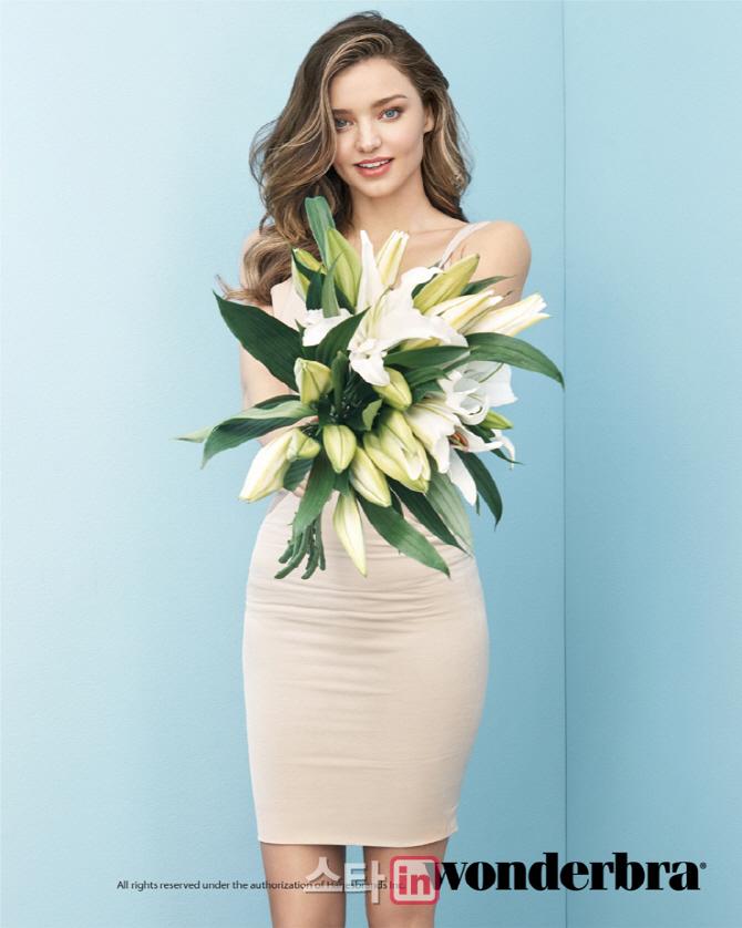 [포토]미란다 커, 꽃보다 아름다운 미모