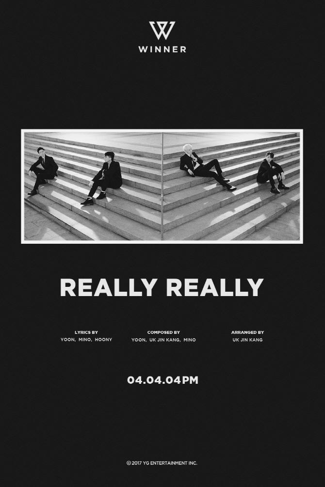 위너, 컴백 타이틀곡 공개…자작곡 '릴리릴리'