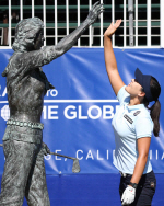 LPGA TOUR 'ANA INSPIRATION' 연습 라운드
