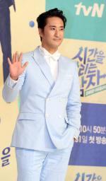 tvN '시간을 달리는 남자' 제작발표회