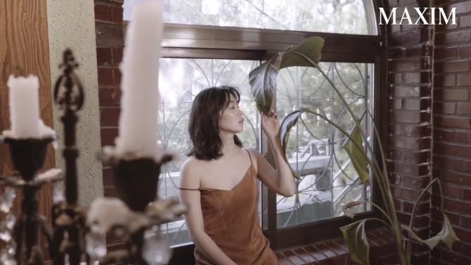 [포토]안지현, 고혹미 물씬