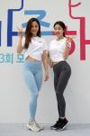 [포토] '머슬퀸' 최설화·김지민, '몸도 마음도 천사'