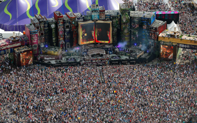 저스틴 오, EDM 페스티벌 `투모로우랜드` 벨기에 현지 라인업 합류