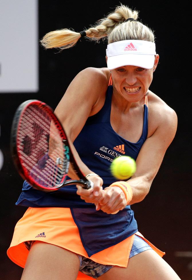 [포토] 로마 오픈 테니스 `커버`