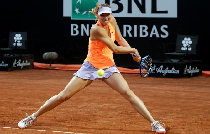 [포토] 로마 오픈 테니스 `집중`