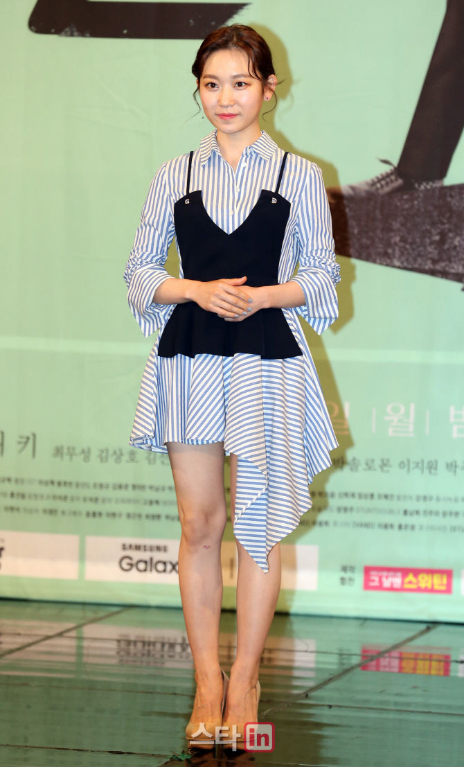 [포토]김슬기, `러블리한 그녀`