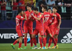 FIFA U-20 A조 2차전, 한국 VS 아르헨티나