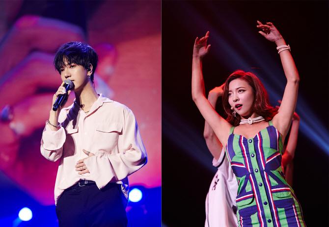 [포토]SMTOWN LIVE 홍콩 콘서트, `예성-루나, 화려한 솔로`
