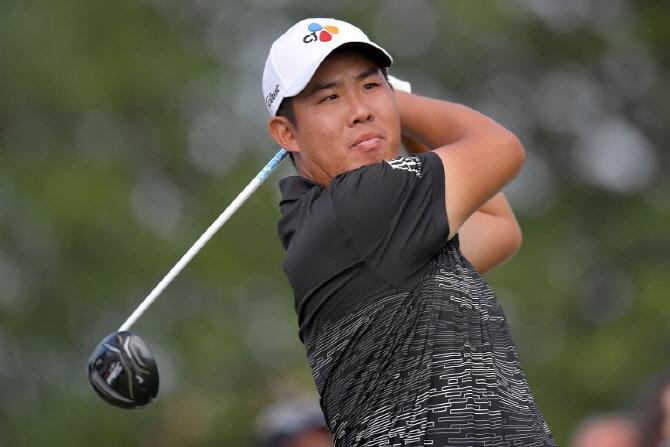 안병훈, PGA챔피언십 둘째날 10위 도약...강성훈, 공동 11위
