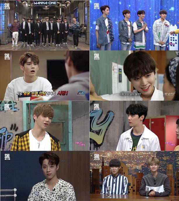 `SNL9` 워너원 편, 시즌9 최고 시청률