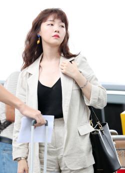 아이돌, 케이콘 참석 LA 출국