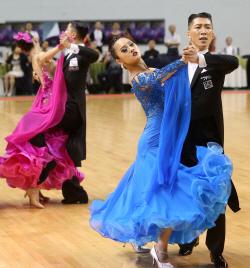 부산 에메랄드볼 전국 아마·프로 댄스스포츠대회