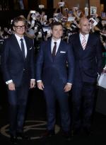 영화 '킹스맨: 골드서클' 내한 레드카펫 행사