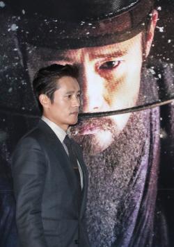 영화 `남한산성` 언론시사회