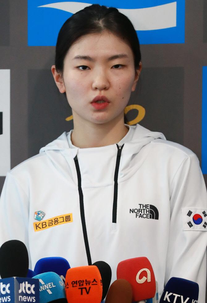 '쇼트트랙 에이스' 심석희, 코치에 손찌검 당한 뒤 선수촌 이탈