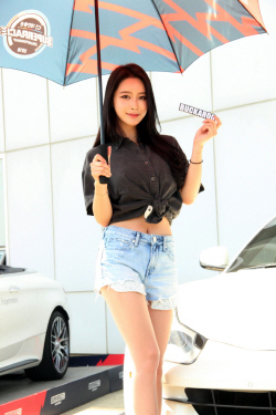 레이싱 모델 소이