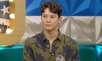 '라스' 주원, 아이비와 방송에서 '키스신' 연출한 사연