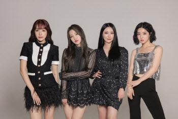 브레이브걸스 '롤린' 역주행, 멜론 음원 차트도 1위