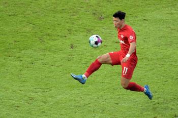 '황희찬 교체 출전' 라이프치히, 뮌헨에 0-1 패배