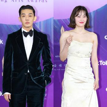 [2021 백상예술대상] 유아인·전종서, 영화 부문 최우수 연기상