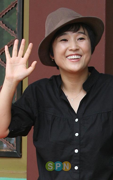 송은이, 육사출신 훈남과 첫 공개맞선