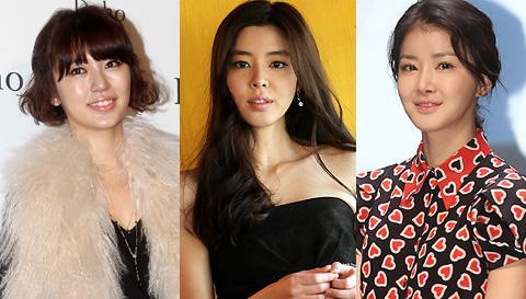 윤은혜·김규리·이시영…봄 극장가 로맨스 퀸은?