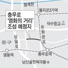 '한국의 할리우드' 충무로가 부활한다