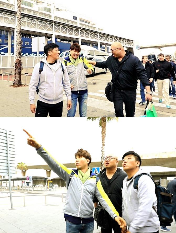 """'미우새' 박수홍, 클럽의 메카 '이비자 섬' 도착…""""누드비치"""""""