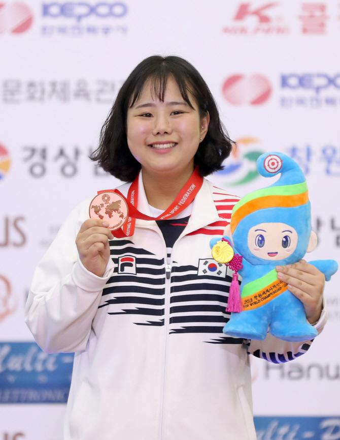 한국 사격 여자 10m 공기권총, 은메달·동메달 1개씩 수확