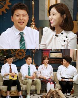 """허송연 아나 """"전현무 바람 상대? 가짜뉴스 황당"""""""