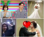"""72세 미나 母, 연하남과 재혼식…""""미나♥필립, 눈물 펑펑"""""""