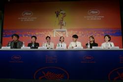 [칸리포트]'기생충', 영화제 공색매체 최고 평점…수상 기대 수직상승