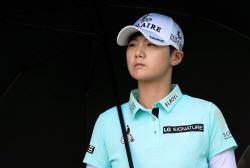 퍼트 살아난 박성현, 퓨어실크 챔피언십 분위기 반전 성공