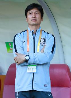 """[U-20 월드컵]정정용 감독 """"이왕 도전한거 끝까지 가보겠다"""""""