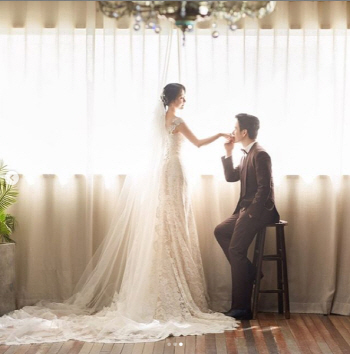 강태성♥정아라 결혼