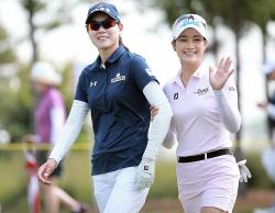 '제33회 한국여자오픈 골프선수권대회' 2R