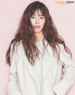 배우 지우, 킹콩 by 스타쉽과 전속 계약 체결