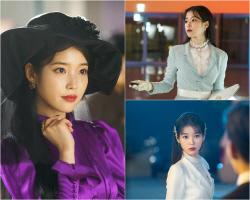 '호텔 델루나' 아이유, '화려한 변신' 첫 스틸컷 공개
