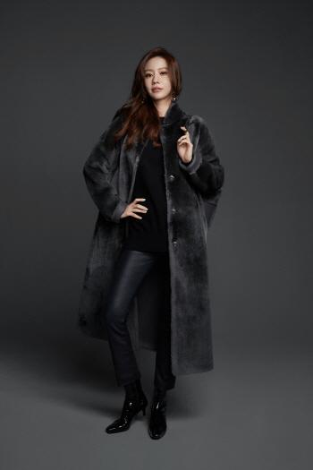 김아중, 패션 화보
