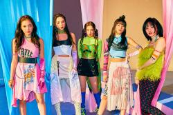 '짐살라빔' 레드벨벳 28개 지역 아이튠즈 1위 질주