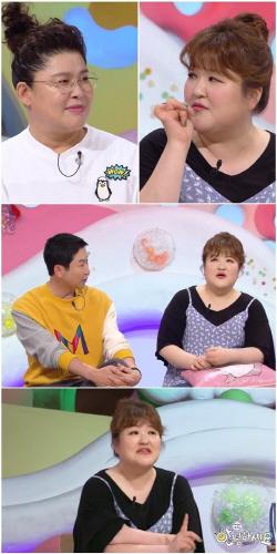 """이국주 """"7kg 더 빼고 싶다""""..이영자 `경고`"""