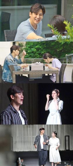 '동상이몽2' 추자현♥우효광, 결혼식·돌잔치 공개 '감격 눈물'