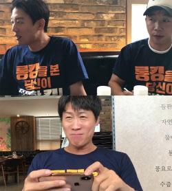"""""""윌 형한테는 안돼"""" 김래원·진선규, '롱킹' 셀프디스로 깨알재미"""
