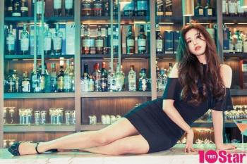 전효성, 패션 화보